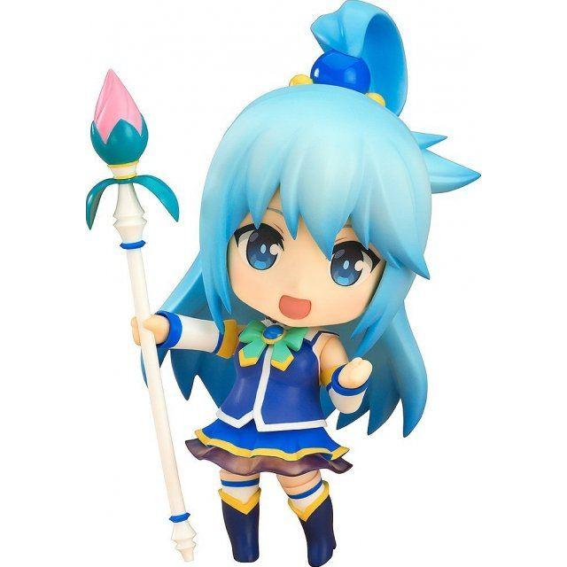 Nendoroid No. 630 Kono Subarashii Sekai ni Syukufuku wo!: Aqua (Re-run)