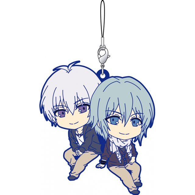 Nendoroid Plus Idolish7 Unit Rubber Strap: MEZZO