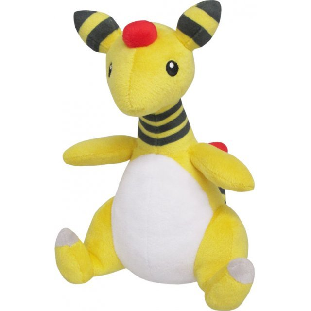 Pokemon All Star Collection Plush: Ampharos [Small]