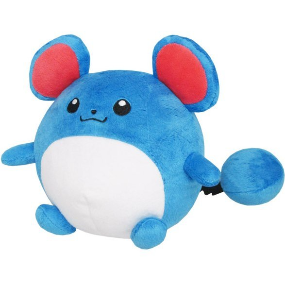 Pokemon All Star Collection Plush: Marill [Small]