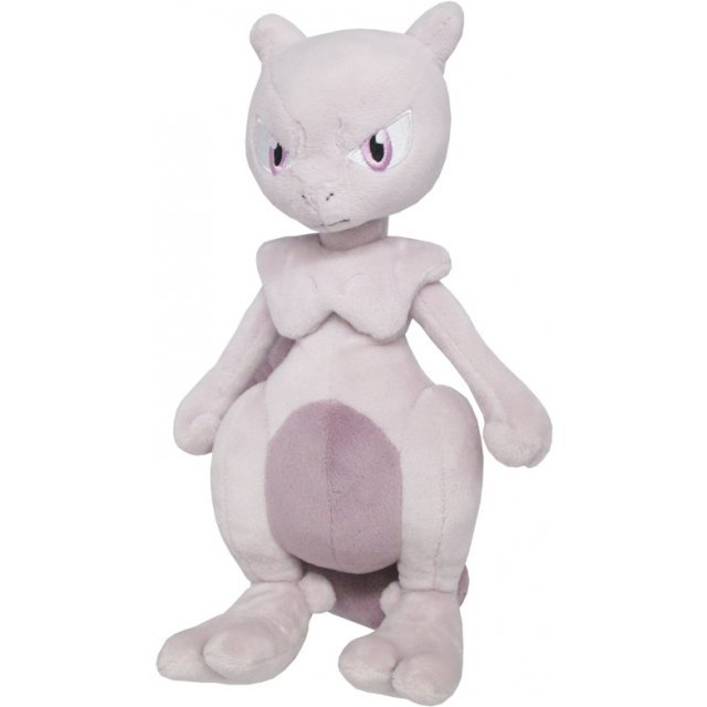 Pokemon All Star Collection Plush: Mewtwo [Small]