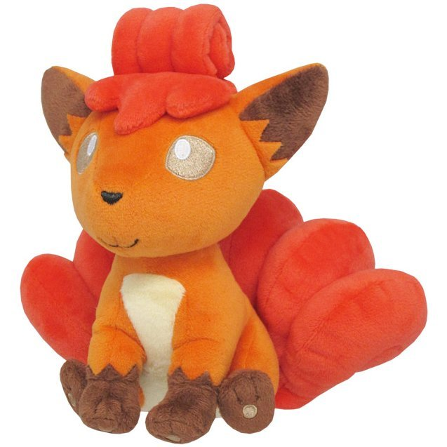 Pokemon All Star Collection Plush: Vulpix [Small]