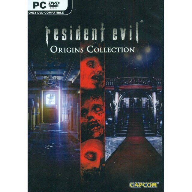 Resident Evil: Origins Collection (DVD-ROM)