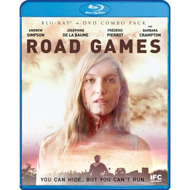 Road Games [Blu-ray+DVD]
