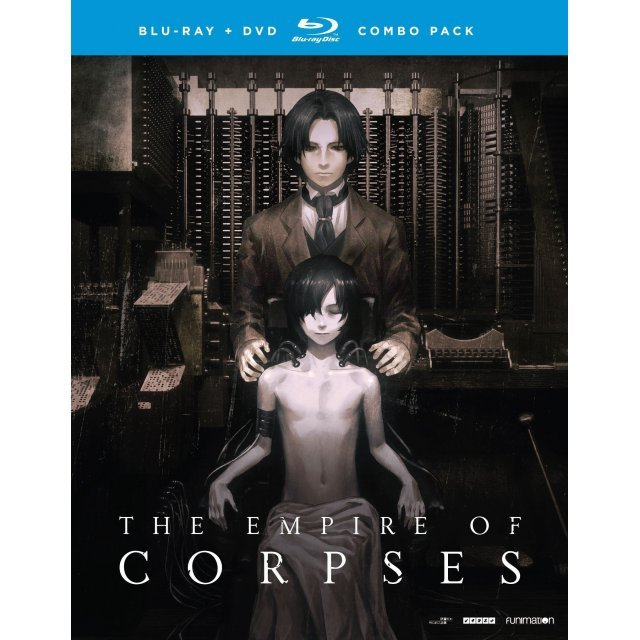 The Empire of Corpses [Blu-ray+DVD+Digital Copy]