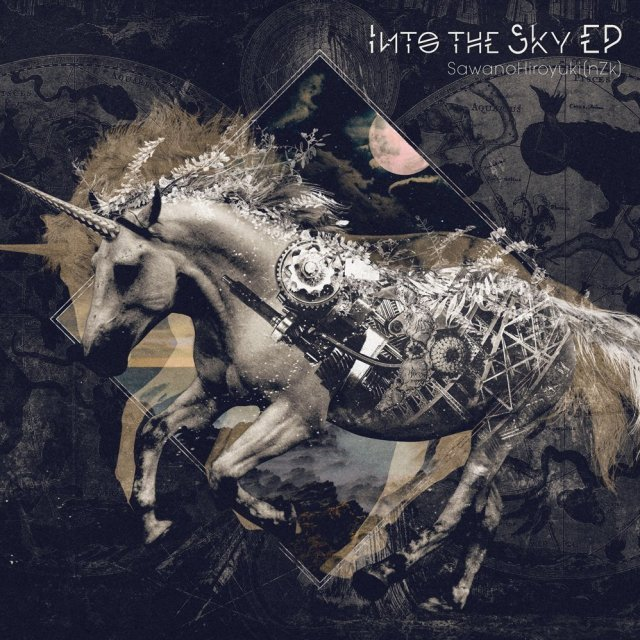 Into the Sky Ep [CD+DVD Limited Edition]