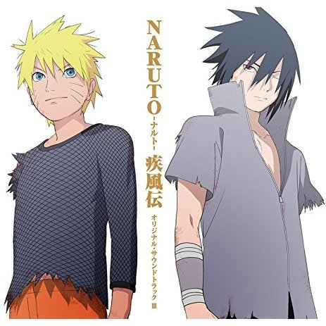 Naruto Shippuden Original Soundtrack III