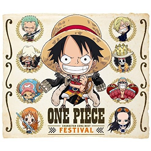 One Piece Charason Best - Festival