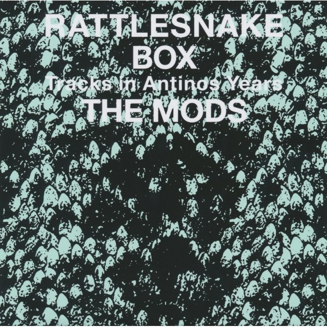 Rattlesnake Box The Mods Tracks In Antinos Years [Mini LP Blu-spec CD2+DVD Limited Edition]