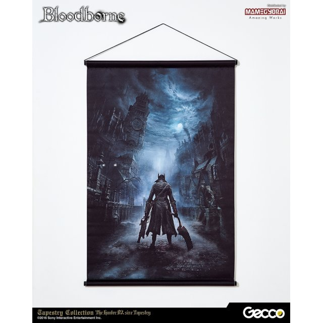 Bloodborne B2 Size Wall Scroll: Hunter (Re-run)