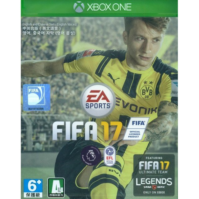 FIFA 17 (English & Chinese Subs)