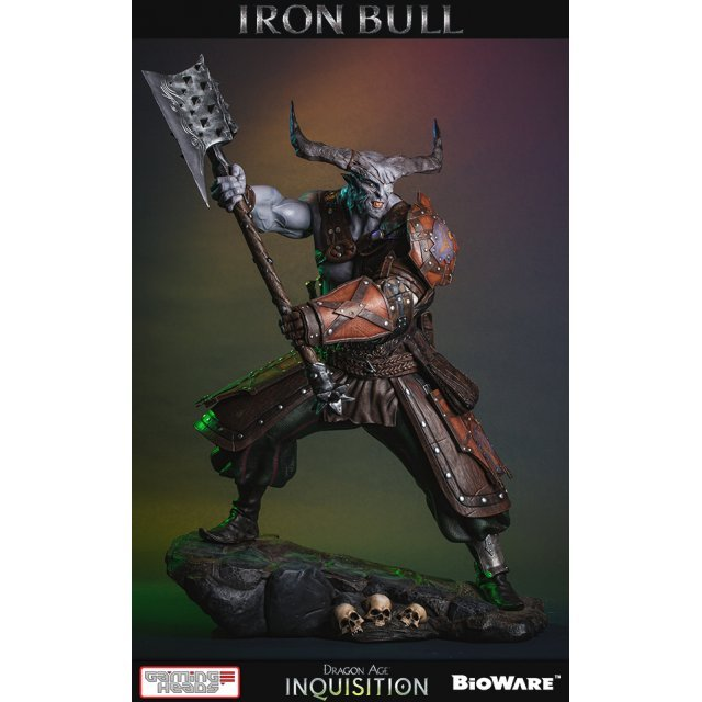 Dragon Age Inquisition 1/4 Scale Statue: Iron Bull