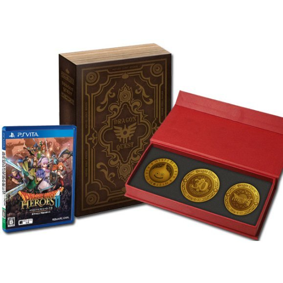 Dragon Quest Heroes II: Futago no Ou to Yogen no Owari [30th Anniversary Monster Coin Set] (Japanese)