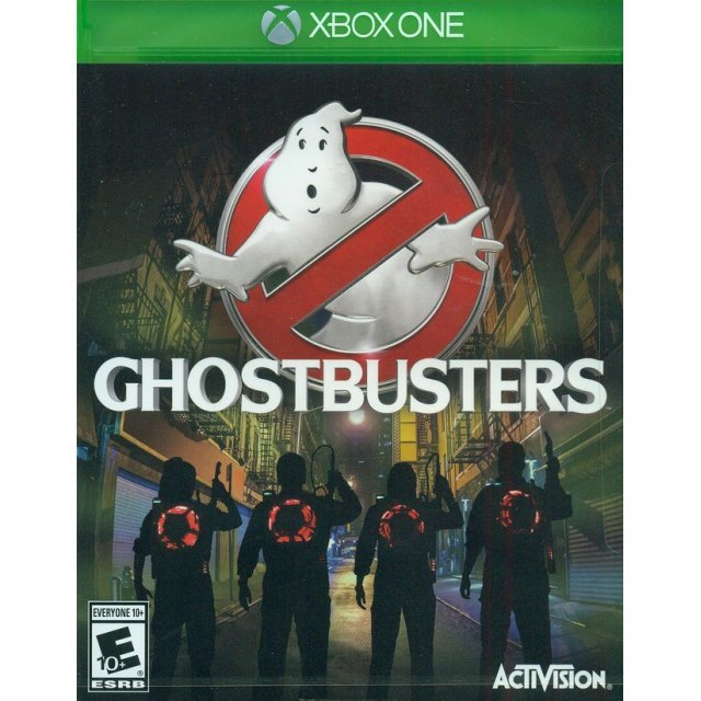 Ghostbusters (English)