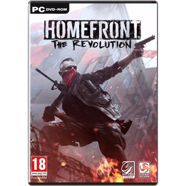 Homefront: The Revolution (DVD-ROM) (English)