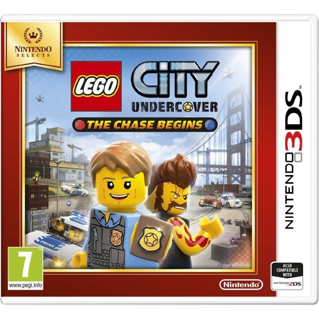 City Undercover: The Chase Begins (Nintendo Selects)