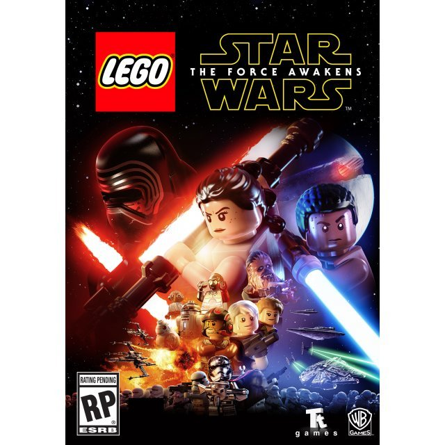 LEGO Star Wars: The Force Awakens (Steam)