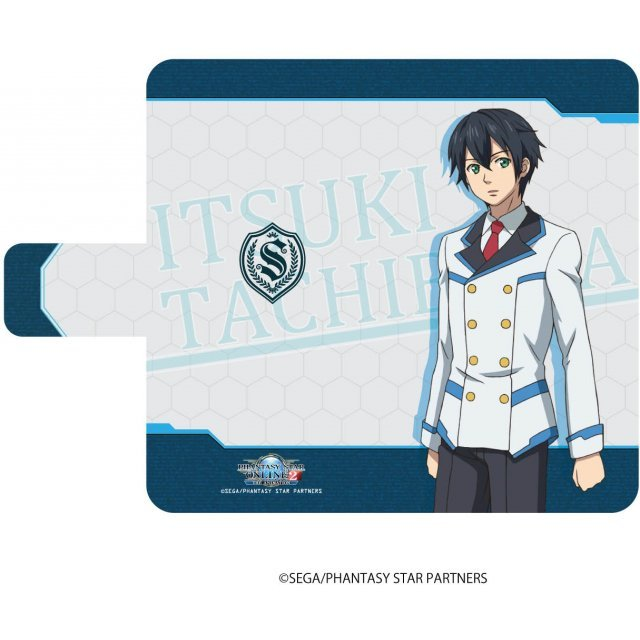 Phantasy Star Online 2 The Animation Book Type Smartphone Case for iPhone6/6S: 01 Itsuki
