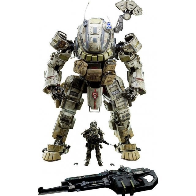 Titanfall 1/12 Scale Action Figure: IMC Ogre