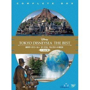 Tokyo Disney Sea The Best Complete Box - Uncut Edition