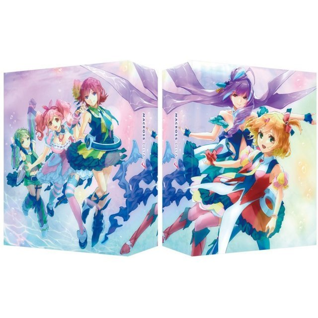 Macross Delta 01 [Limited Edition]
