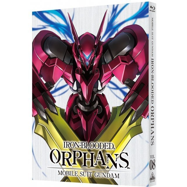 Iron-Blooded Orphans 8 - Mobile Suit Gundam [Limited Edition]