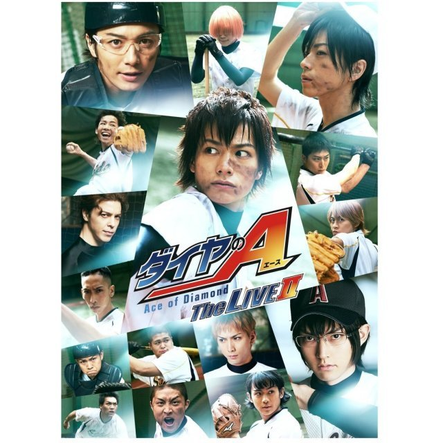 Ace Of Diamond The Live II