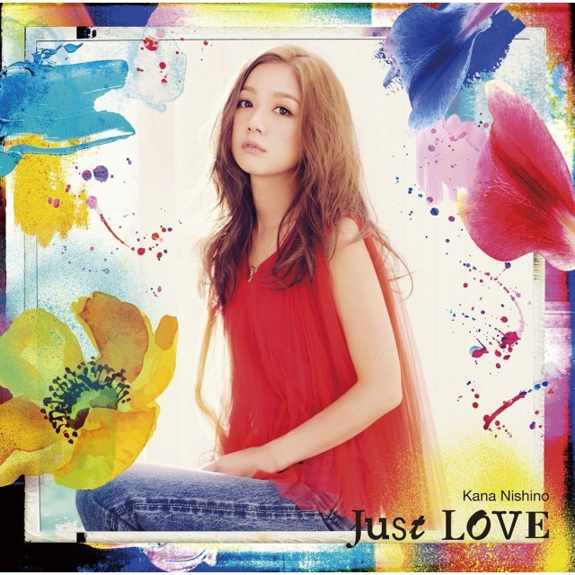 Just Love [CD+DVD Limited Edition]