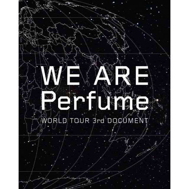 We Are Perfume - World Tour 3rd Document [2Blu-ray+CD Limited Edition]