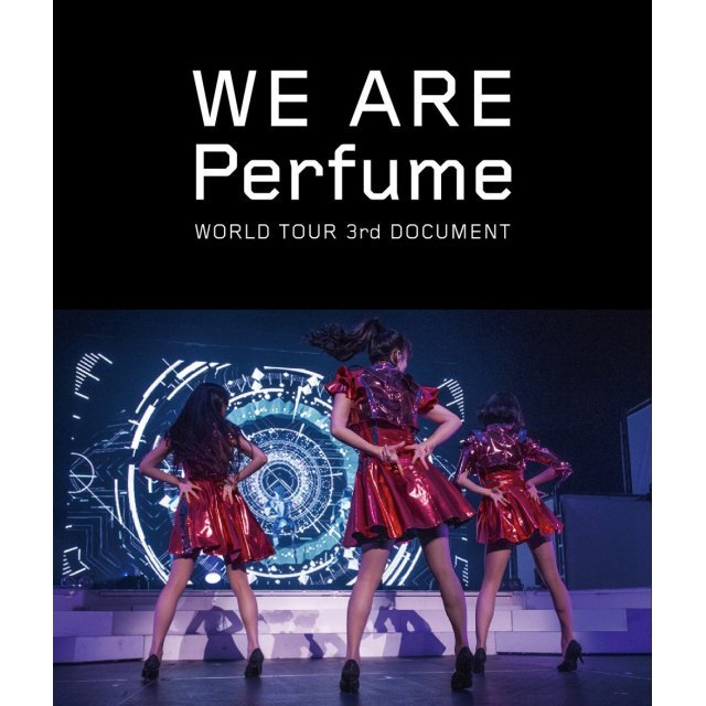 We Are Perfume - World Tour 3rd Document
