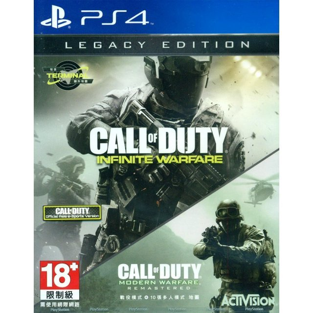 Call of Duty: Infinite Warfare [Legacy Edition] (Chinese Subs)