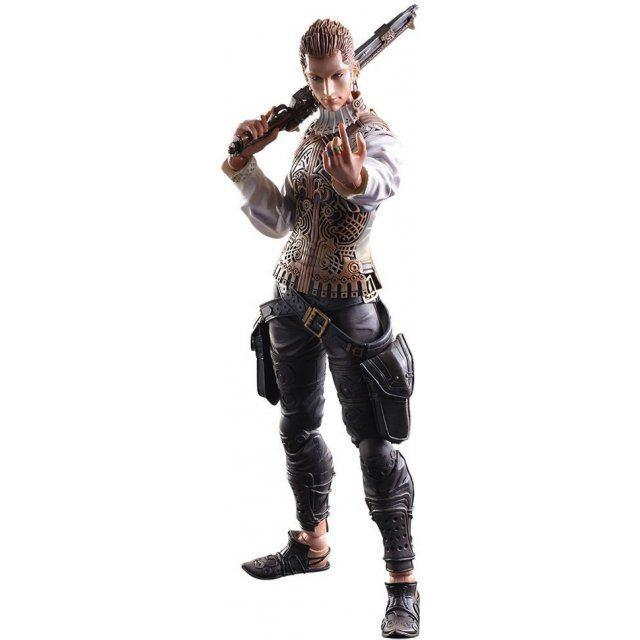 Final Fantasy XII Play Arts Kai: Balflear