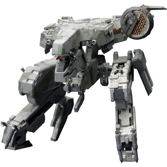 Metal Gear Solid 4 Guns of the Patriots 1/100 Scale Model Kit: Metal Gear Rex Metal Gear Solid 4 Ver.