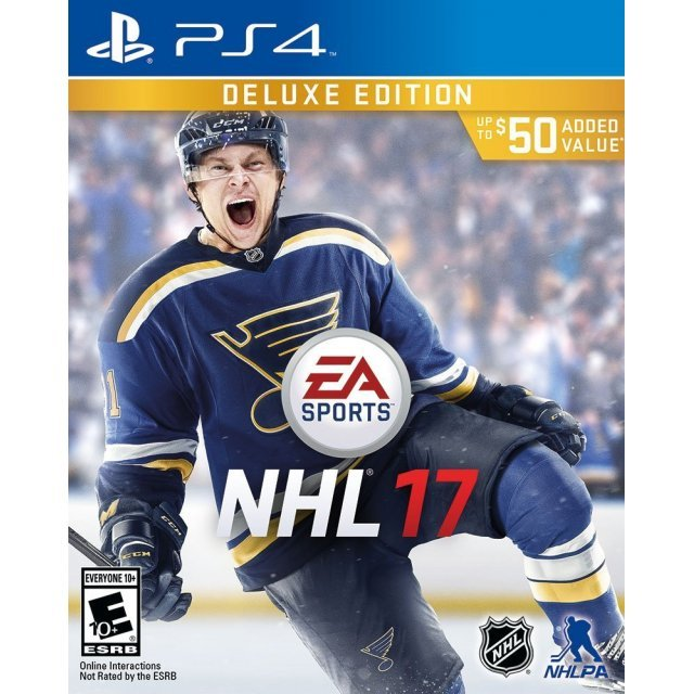 NHL 17 [Deluxe Edition]