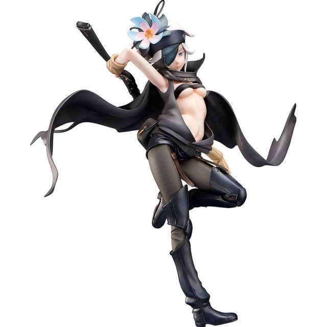 Rokka Braves of the Six Flowers 1/8 Scale Pre-Painted Figure: Flamie Spidlow