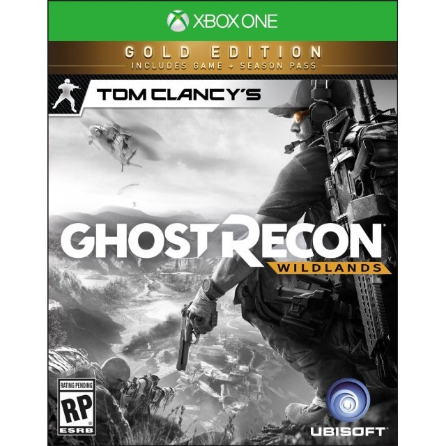 Tom Clancy's Ghost Recon: Wildlands [Gold Edition]