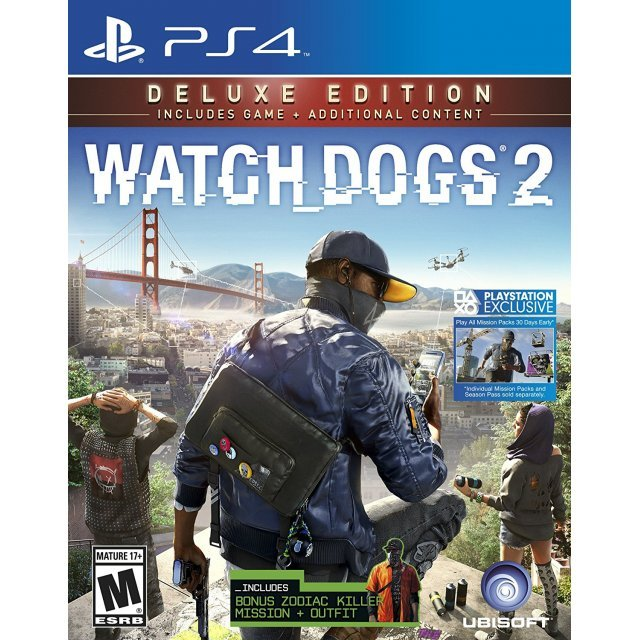 Watch Dogs 2 [Deluxe Edition]