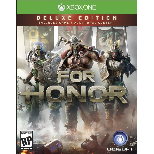 For Honor [Deluxe Edition]