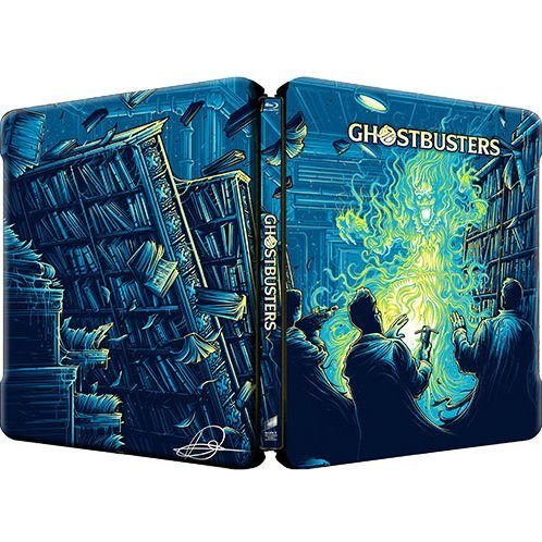 Ghostbusters (Steelbook, Mastered in 4K) [Collector's Edition]