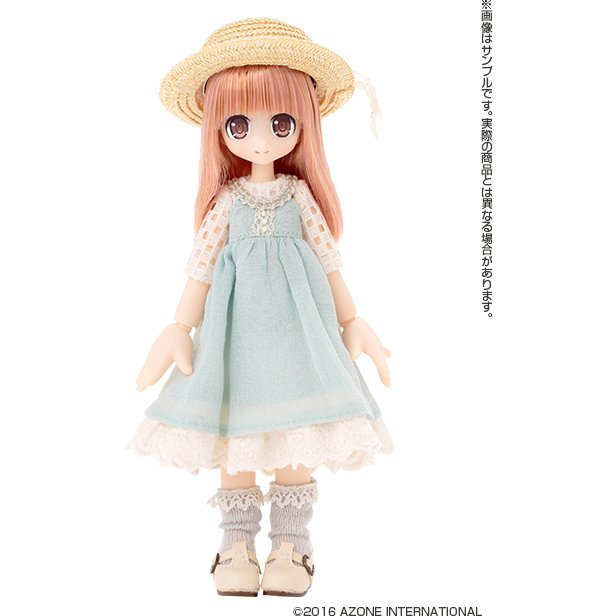 Lil' Fairy 1/12 Scale Fashion Doll: Neilly - Kibou no Hotori