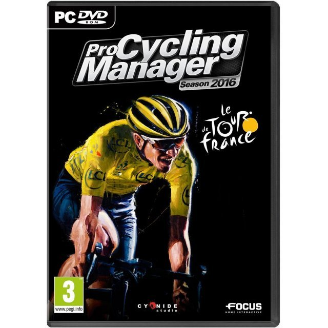 Pro Cycling Manager 2016 (DVD-ROM)