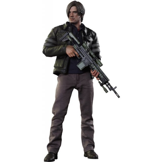 Resident Evil 6 1/6 Scale Collectible Figure: Leon S. Kennedy