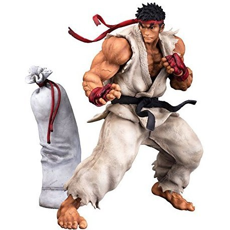 Street Fighter III 3rd Strike 1/8 Scale Pre-Painted Figure: Fighters Legendary Ryu