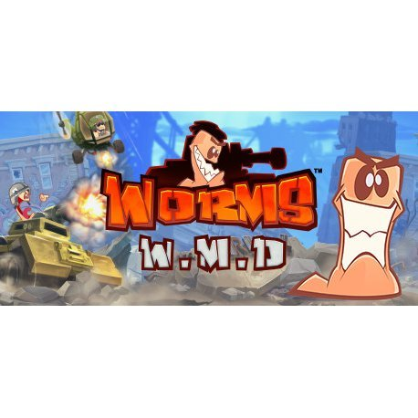 Worms WMD (DVD-ROM)