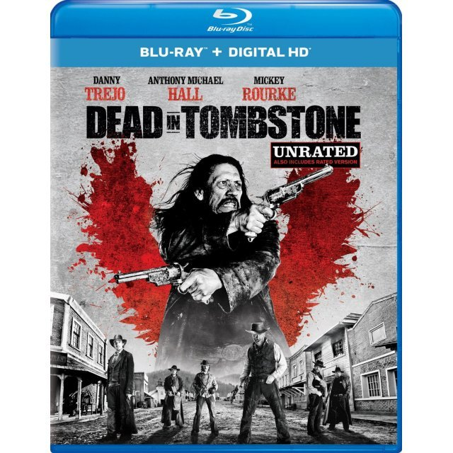 Dead In Tombstone [Blu-ray+Digital HD]