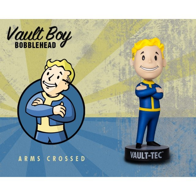 Fallout 3 Vault Boy 101 Bobbleheads Series Three: Arms Crossed