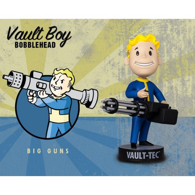 Fallout 3 Vault Boy 101 Bobbleheads Series Three: Big Guns