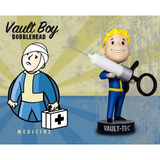 Fallout 3 Vault Boy 101 Bobbleheads Series Three: Medicine