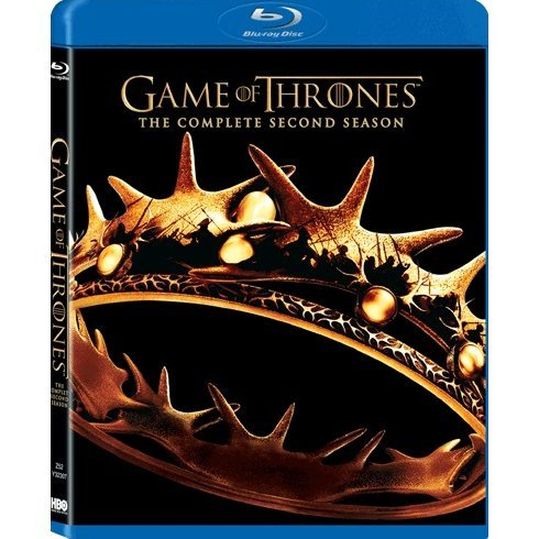 Game of Thrones Season 2 [5-Disc]
