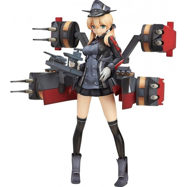 Kantai Collection 1/8 Scale Pre-Painted Figure: Prinz Eugen